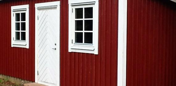 Trädgårdsförråd i Malmö